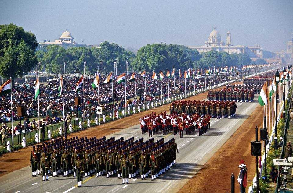 republic day parade tickets
